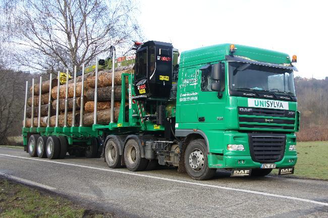 FriederichSAcom  Constructeur de Matériel Forestier ~ Transport Grumes Bois